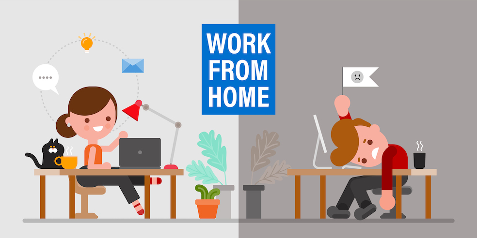 When is homeworking right for you?