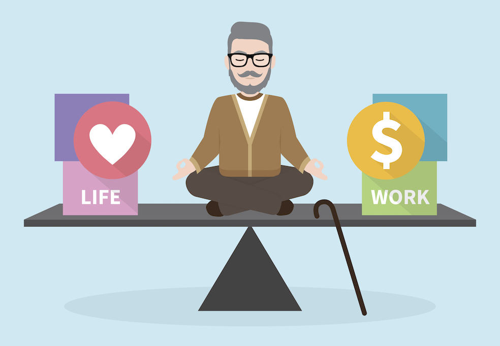 Work-Life Balance Requires More Than Just WFH